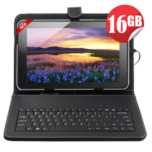 "16GB 10.1"" Inch A31S Quad Core WIFI Android 4.4 HDMI Tablet PC Keyboard as gift With Russian Keyboard or Headphone or  bag gift"