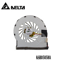 New CPU cooling fan for HP DV7 dv7-4000 DV6-3000 laptop cpu cooling fan cooler DFB552005M30T F9V8(China)