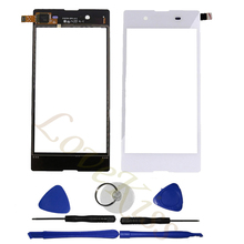 Touchscreen Digitizer Panel For Sony Xperia E3 D2203 D2206 D2243 D2202 Touch Screen Front Outer Glass Lens Replacement +Toolkit