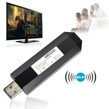 100pcs USB TV Wireless Wi-Fi Adapter USB Dongle for Samsung TV WIS12ABGNX WIS09ABGN(China)