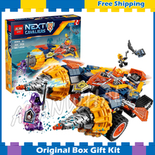 36Knights Axl's Rumble Maker Model Building Blocks 14034 Assemble Bricks Children Toys Games Nexus Compatible Lego - Cheery baby store