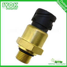 Free Shipping Oil Fuel Pan Crankcase  Pressure Sensor Sender Switch sending unit For VOLVO Trucks 20499340