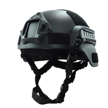 Military MICH2000 ABS Tactical Action Version Helmet Airsoft Gear Paintball Head Protector Safety Helmet(China)