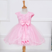 2017 Summer Girl Dress For Girls Dresses birthday Kids clothes Princes Party dress Children Clothing Wedding Pageant Gown