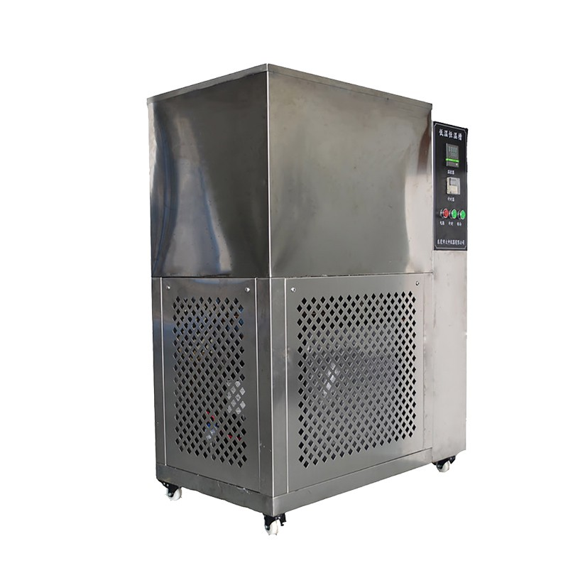 Hot-and-Cold-Impact-Testing-Machine-for