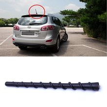 M5 M6 Screws Replacement Car Aerials 2011-14 Universal 7 Inch/17.8cm Short Antenna Mast Mopar with for Chrysler/Jeep Etc