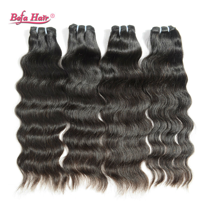 12-30 5pcs/lot  6Avirgin brazilian hair 100g/pc  natural wave human hair bundels can be dyed and restyled free shipping<br><br>Aliexpress