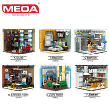 Buy MEOA XINGBAO 01401 Living House Sets Building Blocks Duplo Bricks Kids Educational Toys Children Boys Girls Gifts for $13.70 in AliExpress store
