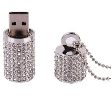 Fast Shipping Usb Jewelry Flash Drive 64GB Usb 3.0 Pen Drive 1TB 2TB 32gb Pendrive 3.0 Memory Stick 16GB 8GB Necklace Chain Gift