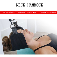 Neck Hammock Headache Neck Pain Relief at Door Nerve Pressure Tension Device Traction Massage Cervical Posture Alignment Suppor(China)