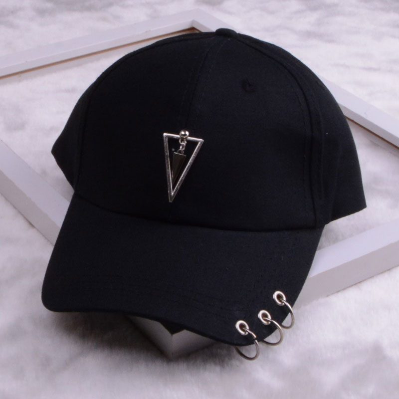 baseball cap with ring dad hats for women men baseball cap women white black baseball cap men dad hat (9)