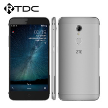Original ZTE Blade A2S 4G LTE Mobile Phone MTK6753 Octa Core Android 6.0 3GB RAM 32GB ROM 5.2''FHD 1920x1080 13.0MP Fingerprint(China)