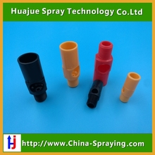 Metal and PP Tank Mixing Eductors, Air Agitation nozzle,Industrial plastic mixing tank eductor nozzle,venturi nozzle,