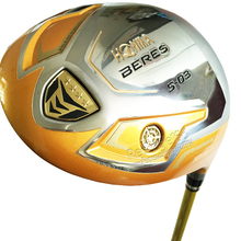 New mens Golf clubs HONMA S-03 4 Star driver clubs 9.5 or 10.5 loft Golf driver with Graphite Golf shaft free shipping