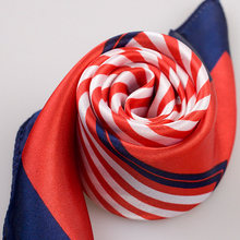 New 2014 50x50cm Silk Square Scarf Women Fashion Brand High Quality Cheap Imitated Silk Satin Scarves Polyester Shawl Hijab