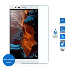 Buy Tempered glass FOR Lenovo Vibe K5 Note A7020 K52t38 A7020a40 A7020a48 screen protector film FOR Lenovo mobile phone elephone for $1.56 in AliExpress store