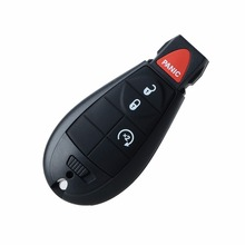 Replacement Refit Car Key Fit For Dodge Ram 1500 2500 3500 4500 Fobik Remote Star Key Fob Keyless Remote With Chip7941