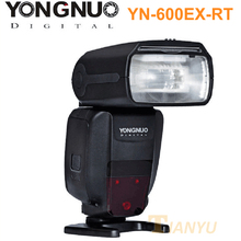 Buy High YONGNUO YN600EX-RT II 2.4G Wireless HSS 1/8000s Master Flash Speedlite Canon Camera 600EX-RT YN600EX RT II for $120.49 in AliExpress store