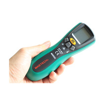 Infrared Termometer Mastech MS6522A Portable LCD Digital Thermometer 10:1(D:S) Non-contact Handheld Laser Tester Diagnostic-tool(China)