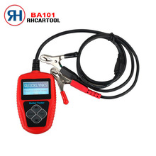 2016 Hot Sell Car Styling BA101 Automotive 12V Auto Battery Tester Vehicle Battery Analyzer (100~2000 CCA) Free Shipping