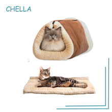 Manufacturers Selling Speed Sell Hot Style Cat Tunnel Cat Sleeping Bag Dog Kennel Cat Litter Pet Litter Pet Supplies Wholesale