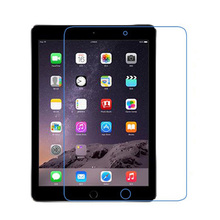 Fashion Smart Stand Case Flip Magnetic New Hot Sale 3x Clear Screen Protector Guard Cover Film Shield For Ipad 6 Air 2#21(China)