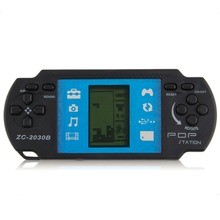 Hot Sale Kids Children Classical Game Players Portable Handheld Video Tetris Game Console For PSP Gaming(China)