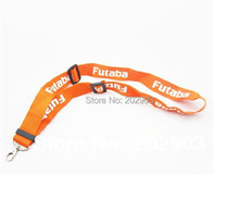 Futuba LOGO Transmitter Neck Strap neckstrap w/ Metal Hook For RC Transmitter Controller Radio Control Set JR Futuba Walkera