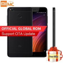 "Original Xiaomi Redmi 4X 2GB 16GB Smartphone Snapdragon 435 Octa Core 5.0"" HD Display 13MP Camera MIUI 9 Fingerprint FDD LTE(China)"