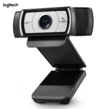 Logitech C930e 1080P HD Video Webcam 90-Degree Extended View PC Loptop Web Cam DDP ASOS Support 4 Time Digital Zoom
