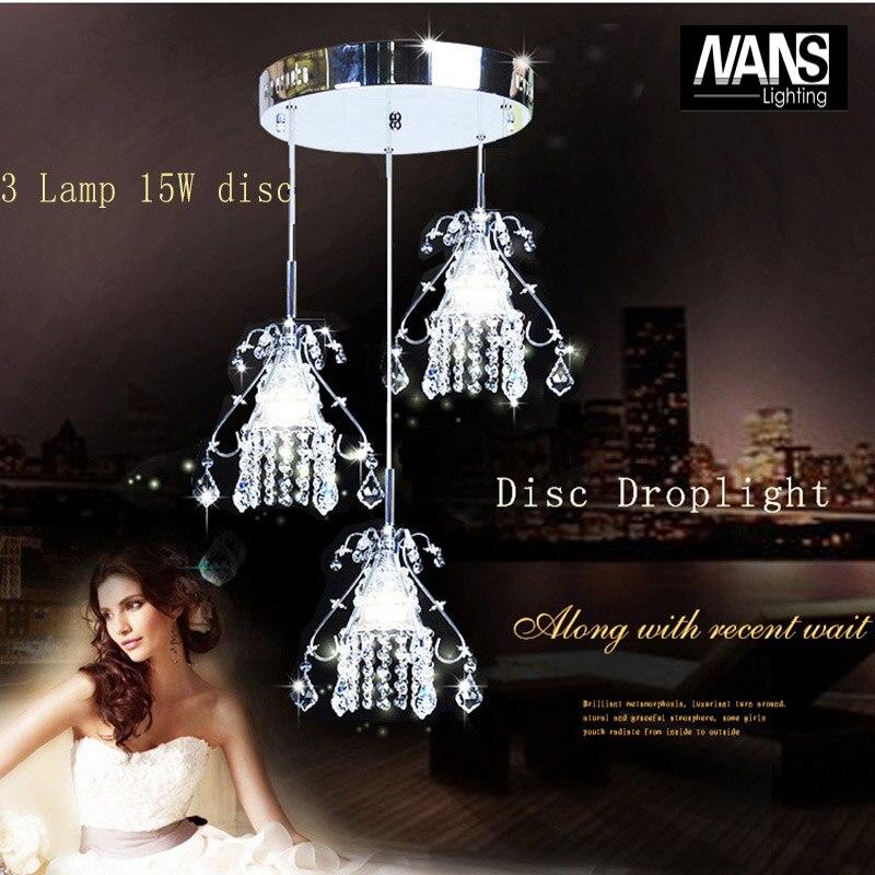 NANS Modern Chandelier Lustre Crystal Chandeliers Optional Lustres De Cristal Chandelier LED With 5/15 Watt LED Bulb<br><br>Aliexpress