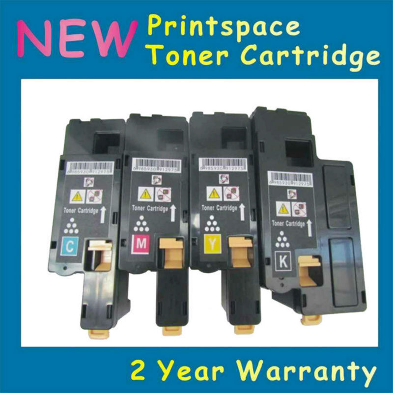 High Yield Toner Cartridge for Xerox Workcentre 6015 Phaser 6010 6010n 6000 106R01630 106R01627 106R01634 Compatible 4-Pack<br>