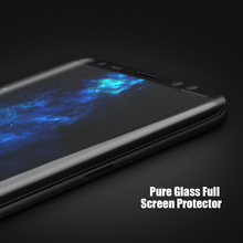 9H Tempered Glass Film Case For Samsung Galaxy S8 HD Vision+Anti Scratch Full Phone Cover For Samsung S8 Plus Screen Protector