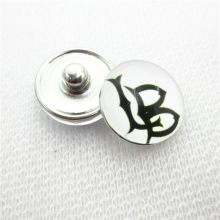 10pcs NCAA Long Beach State 49ers Snap Buttons Glass 18mm Sports buttons Diy Snaps Jewelry Bracelets&bangles Charms