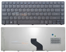 New Laptop Keyboard for Acer Aspire 4410 4410T 4535 4535G 4540 4540G 4551 4551G 4552 4552G 4553 4553G US UI black F3 Wireless