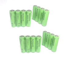 16pcs/lot New Brand AA rechargeable battery 3000mah 1.5V New Alkaline Rechargeable batery for led light toy mp3 Free shipping