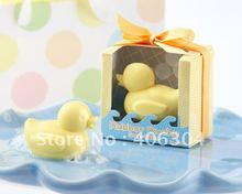 Free Shipping. cheap wedding favor gift,scented soap,cute duck-shaped soaps,souvenirs of  children's anniversary