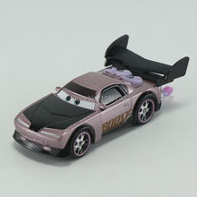 Pixar Cars Boost With Flames Diecast Metal Toy Car For Children Gift 1:55 Loose New In Stock(China)