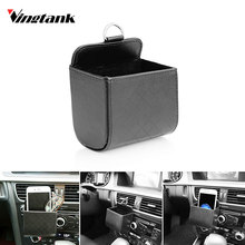 Vingtank Car Organizer Air Vent Phone Pouch Storage Car Pocket Phone Case Air Outlet Hanging Storage Organizer For Phone Keys(China)