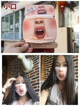 Personality Creative Face Mask Big/Small Mouth Pig Pattern Big/Small Teeth Fashion Anti Dust Cotton Funny Mask Special Gift(China)