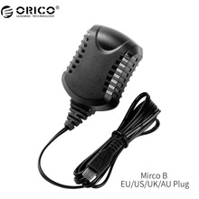ORICO Micro USB Charger for Cellular Phones MP3 MP4 Player GPS Digital Camera HDD Micro USB(China)