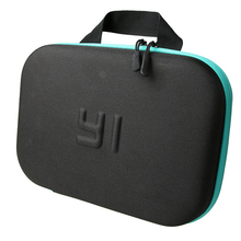 Xiaoyi Sport Camera Carrying Case Outdoor Accessories EVA Collecting Box Storage Bag for Xiaomi Yi Sport Action Camera(China)