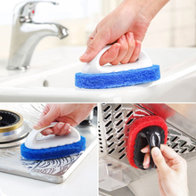 Glass Cleaners Brushes Dish Ware Cleaning Brushes Dishwashing Window Brush Glass Toilet Kitchen Bathroom Bathtub Clean Pans