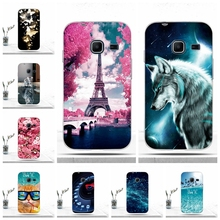 Phone Case For Samsung Galaxy J1 Mini J105 Cover Soft TPU Silicone Back Cover for Samsung Galaxy J1 Mini J105 Case Covers Fundas(China)