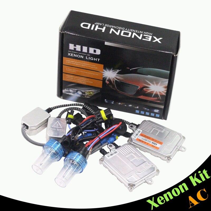 1 Set 9006 HB4 55W Xenon HID Kit Ballast Bulb AC 3000K 4300K 6000K 8000K Conversion Car Headlight Fog Daytime Running Light DRL<br><br>Aliexpress