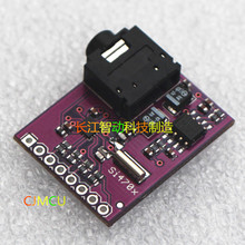 CJMCU-470 Si4703 FM Tuner Evaluation Board radio tuner development board