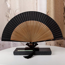 Bamboo Fan Christmas Silk Carving Dragon Japanese Folding Fan Chinese Sub Folding Carved Hand Fan Wedding Gift & Party Favors