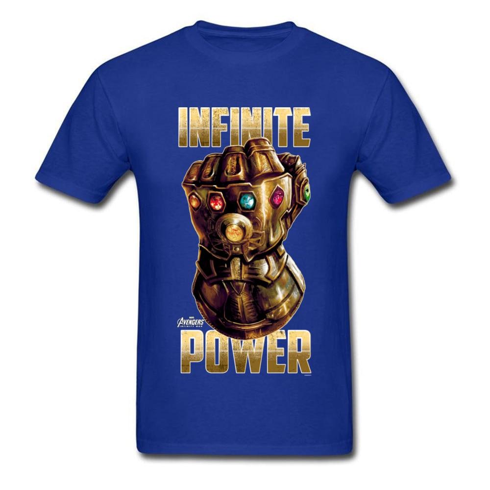 Star War Infinite Power Summer/Fall Pure Cotton Round Neck Tees Short Sleeve Funny Tops Tees 2018 Newest Summer T-Shirt Infinite Power blue