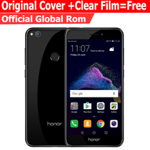 "Global Rom Huawei Honor 8 Lite 3GB 32GB Mobile Phone 4G LTE Octa Core 5.2"" 1920*1080P Rear 12.0MP 3000mAh Fingerprint ID(China)"