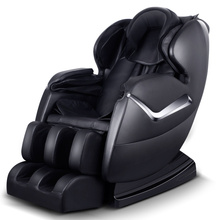 3D Body Massage Chair Electric Home Luxury Automatic Mechanical Multifunctional Malaxation Shiatsu Massotherapy Massager
